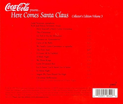 Here Comes Santa Claus [Audio CD]