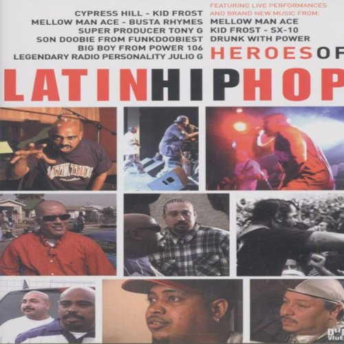 Heroes of Latin Hip Hop [DVD]
