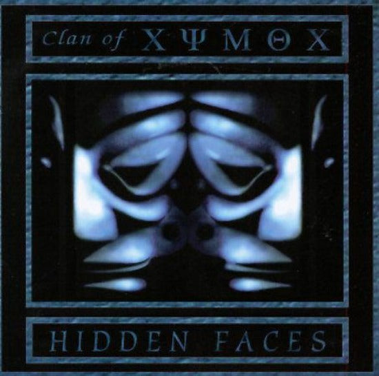 Hidden Faces [Audio CD] Clan of Xymox