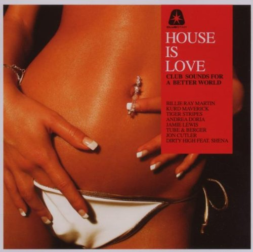 House Is Love [Audio CD] Various