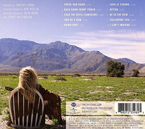 I Can't Imagine [Audio CD] Lynne, Shelby