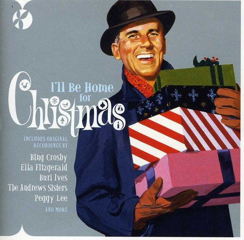 I'll Be Home for Christmas [Audio CD] I'll Be Home for Christmas