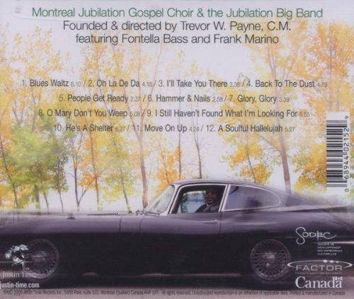 I'll Take You There [Audio CD] Montreal Jubilation Gospel Choir