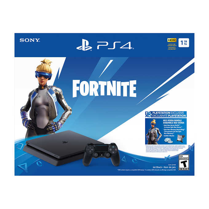 Playstation 4 Fornite