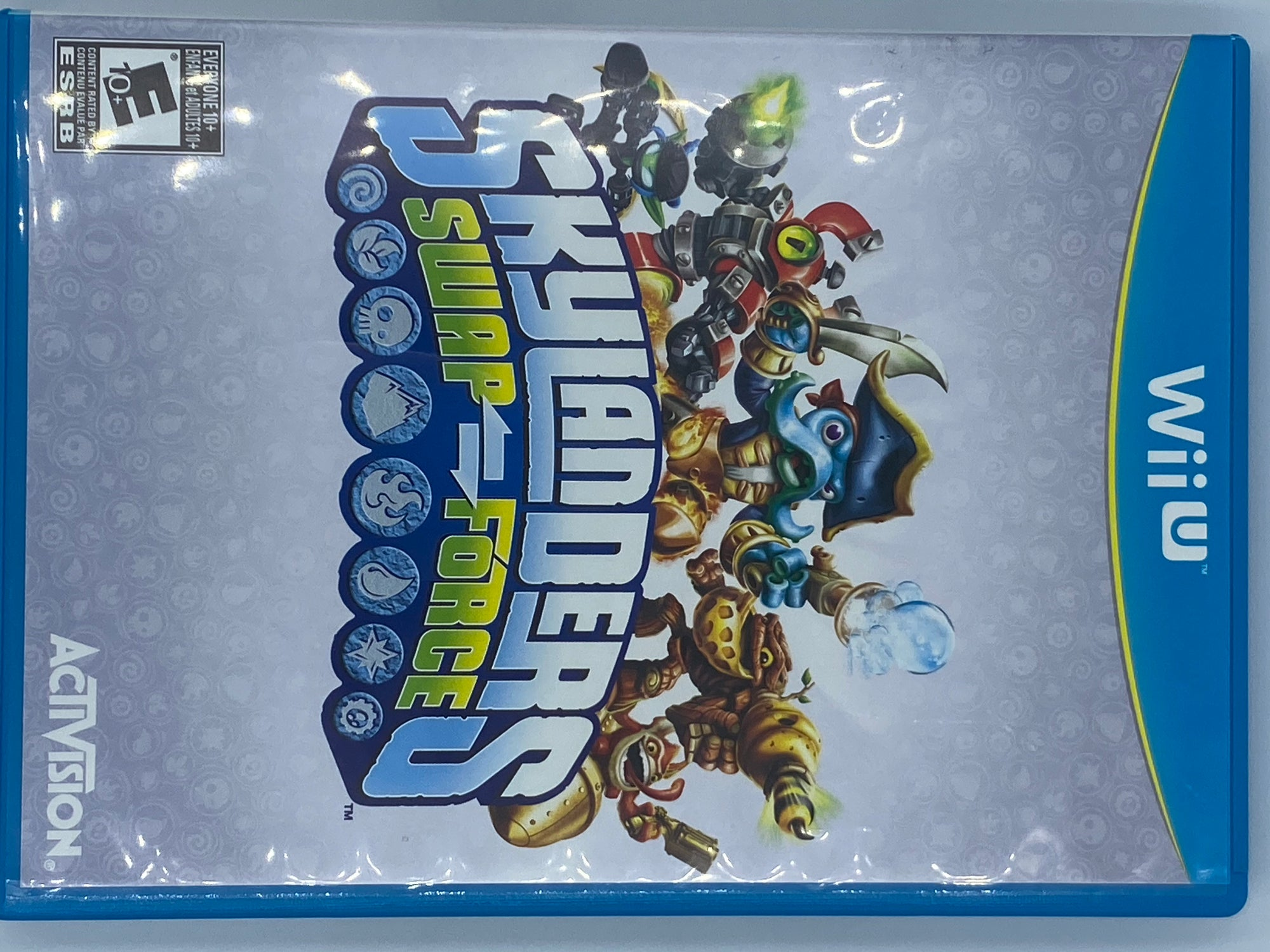 SKYLANDERS SWAP FORCE - NINTENDO WII U - USED GAMES