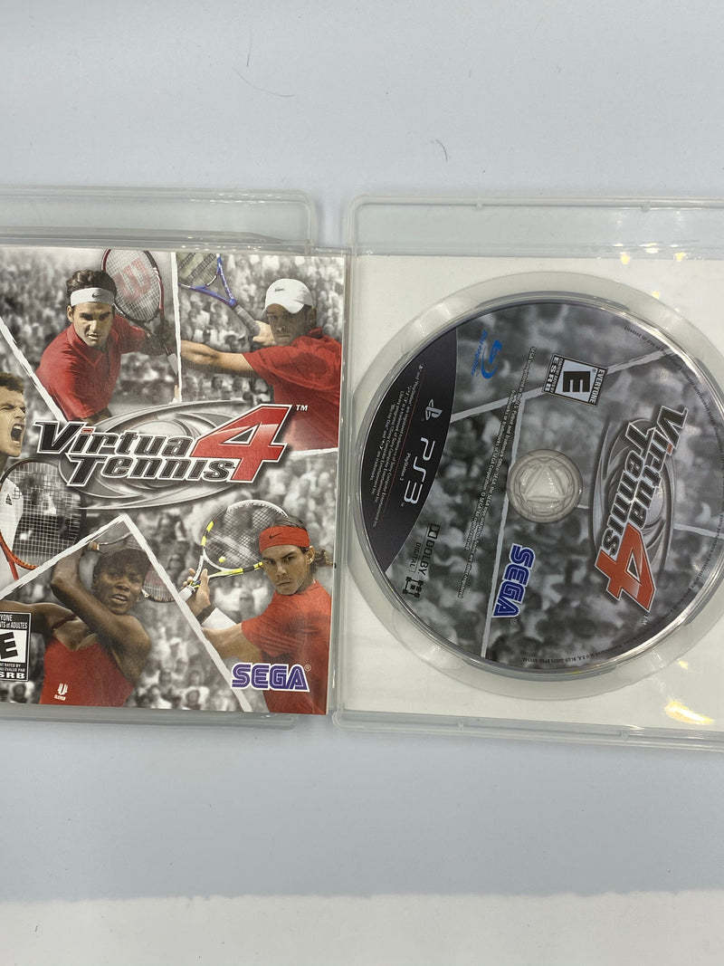 VIRTUA TENNIS 4 - Playstation 3 - Used Games