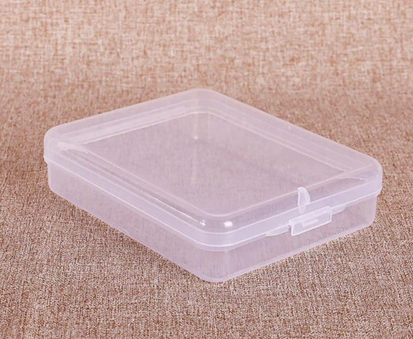 Portable Mask Storage Box Double-layer Face Cover Protect Case Organizer Holder