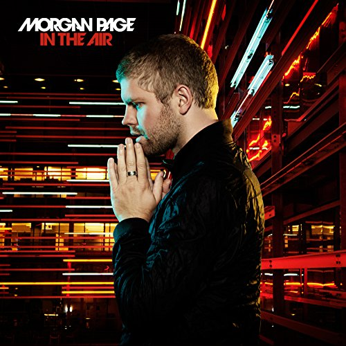 In The Air [Audio CD] Morgan Page
