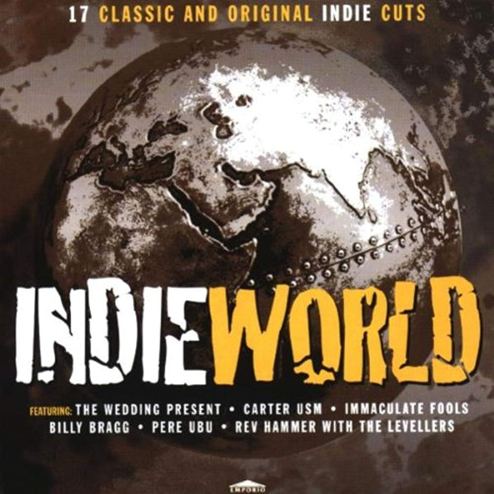 Indieworld [Audio CD] Indieworld