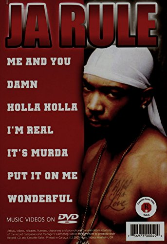 Ja Rule on DVD