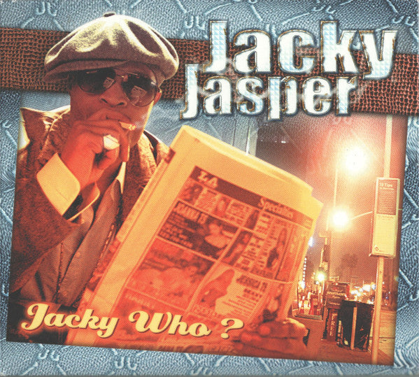 Jacky Who? [Audio CD] Jacky Jasper