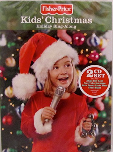 Kids' Christmas: Holiday Sing-Alongs & Lullabies [Digipak] [Audio CD]