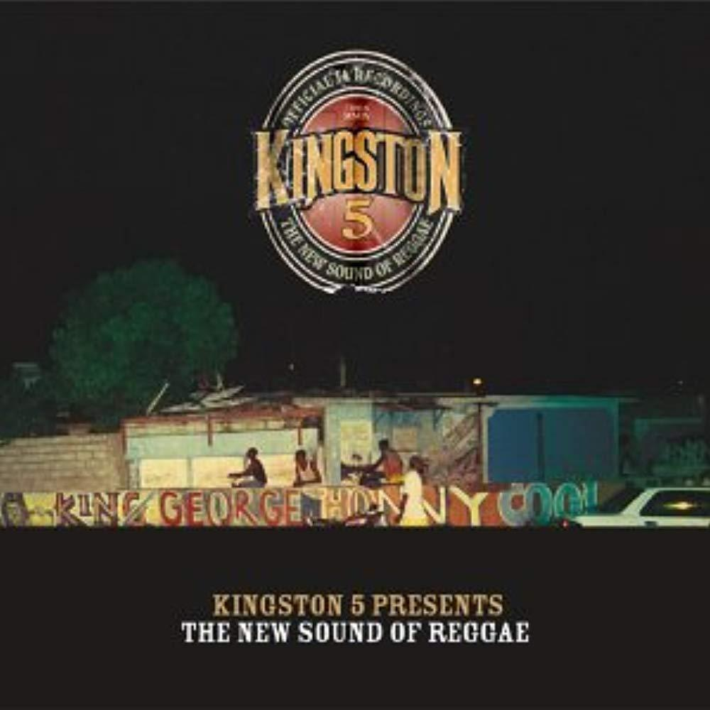 Kingston 5 Presents the New Sound of Reggae [Audio CD] Various Artists