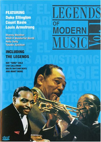Legends of Modern Music Vol. 1 [Import]