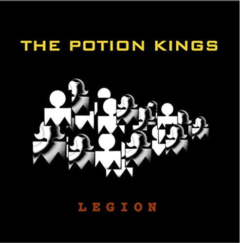 Legion [Audio CD] Potion Kings, The