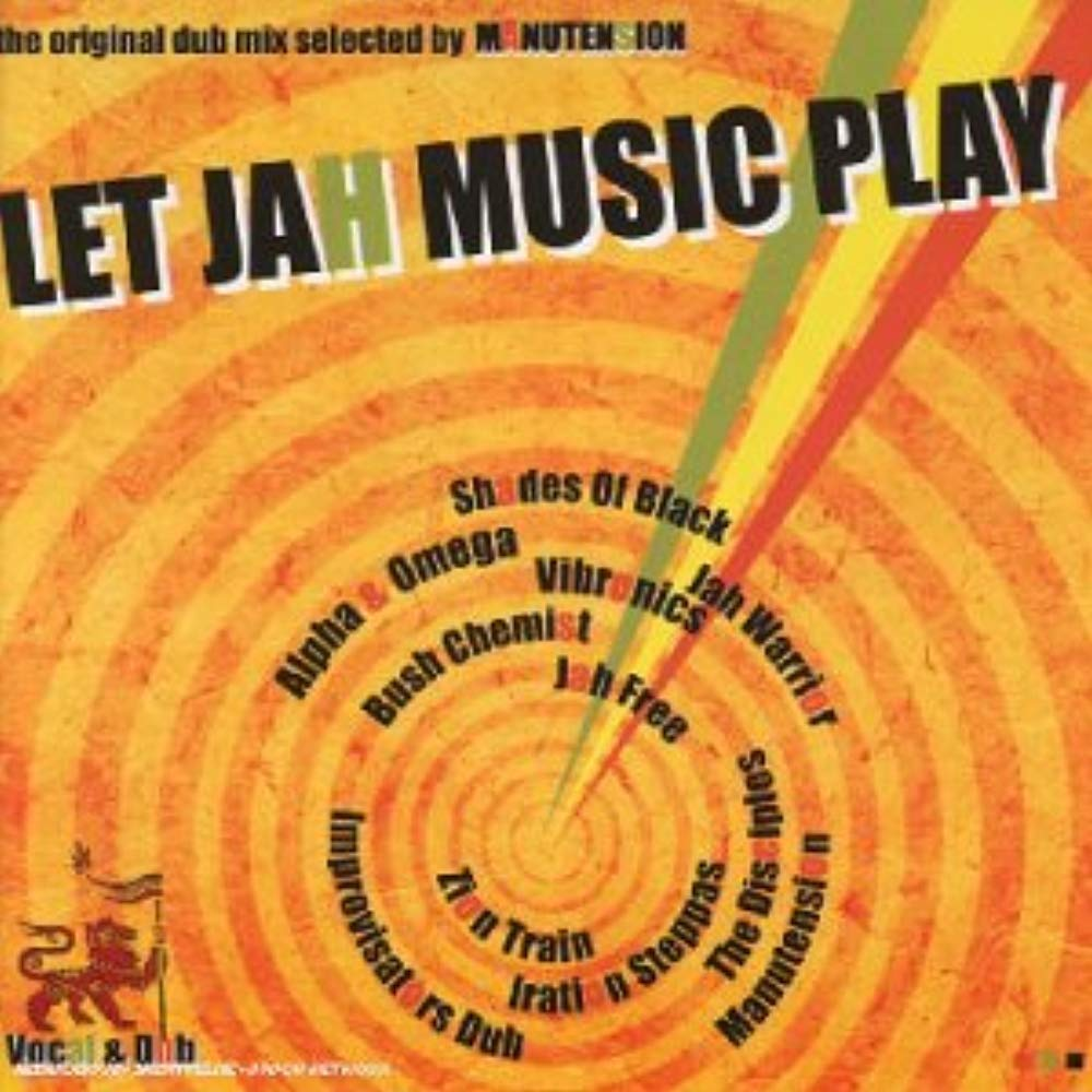 Let Jah Music Play [Audio CD] VARIOUS ARTISTS