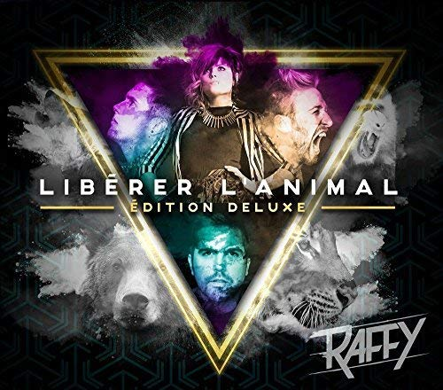 Libérer l'animal - édition deluxe [Audio CD] Raffy