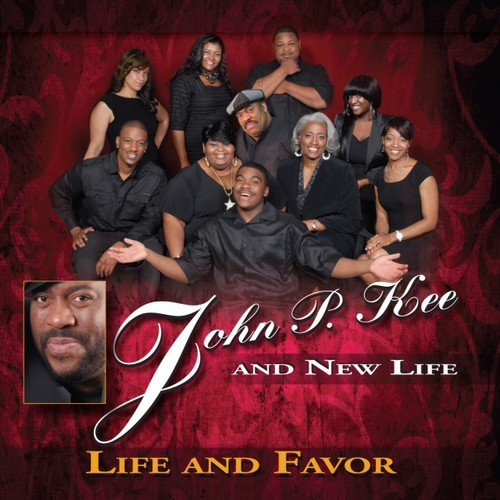 Life And Favor [Audio CD] KEE,JOHN P. & NEW LIFE