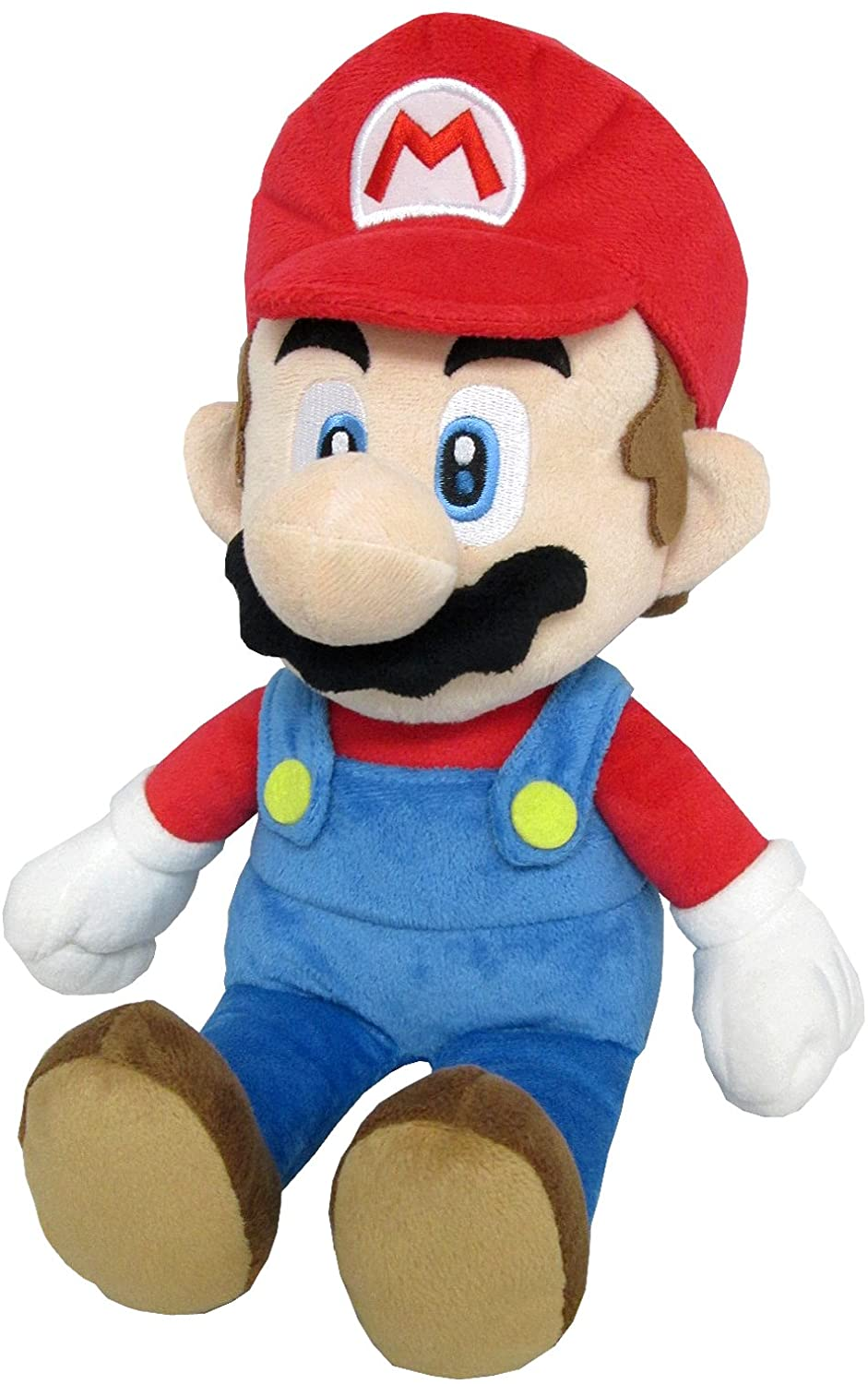 LITTLE BUDDY TOYS PLUSH MARIO 14'' (EXCLUSIVE)