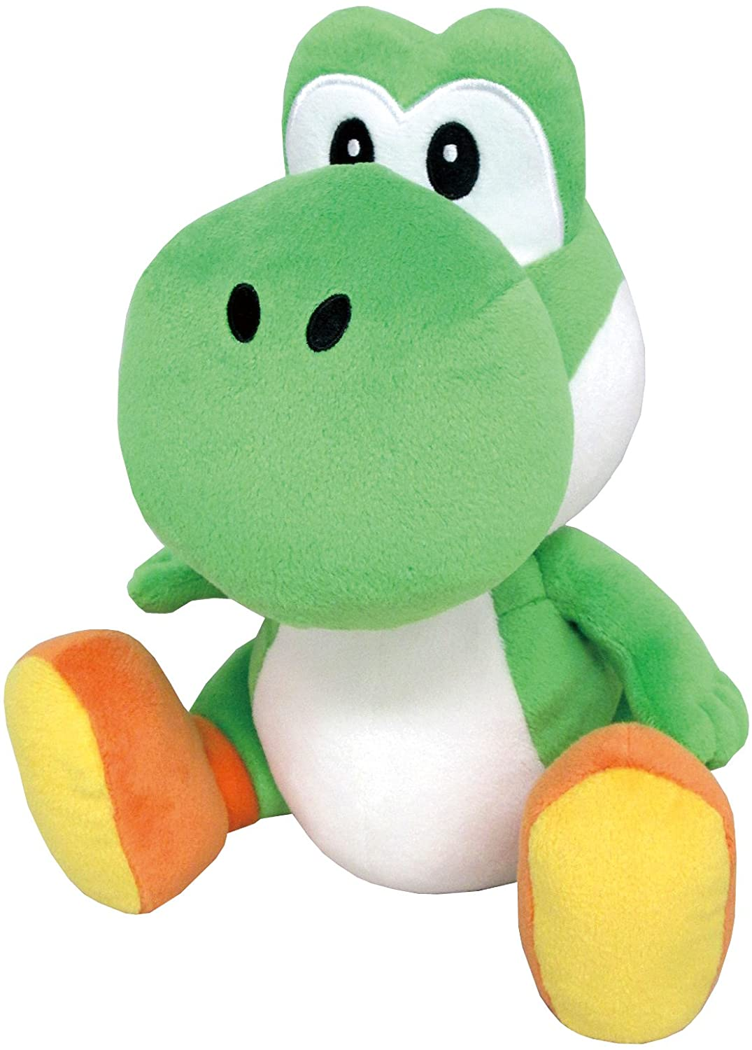 LITTLE BUDDY TOYS PLUSH YOSHI 11'' GREEN (EXCLUSIVE)