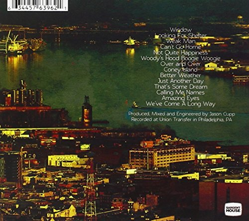 Live From The City Of Brotherly Love [Audio CD] GOOD OLD WAR