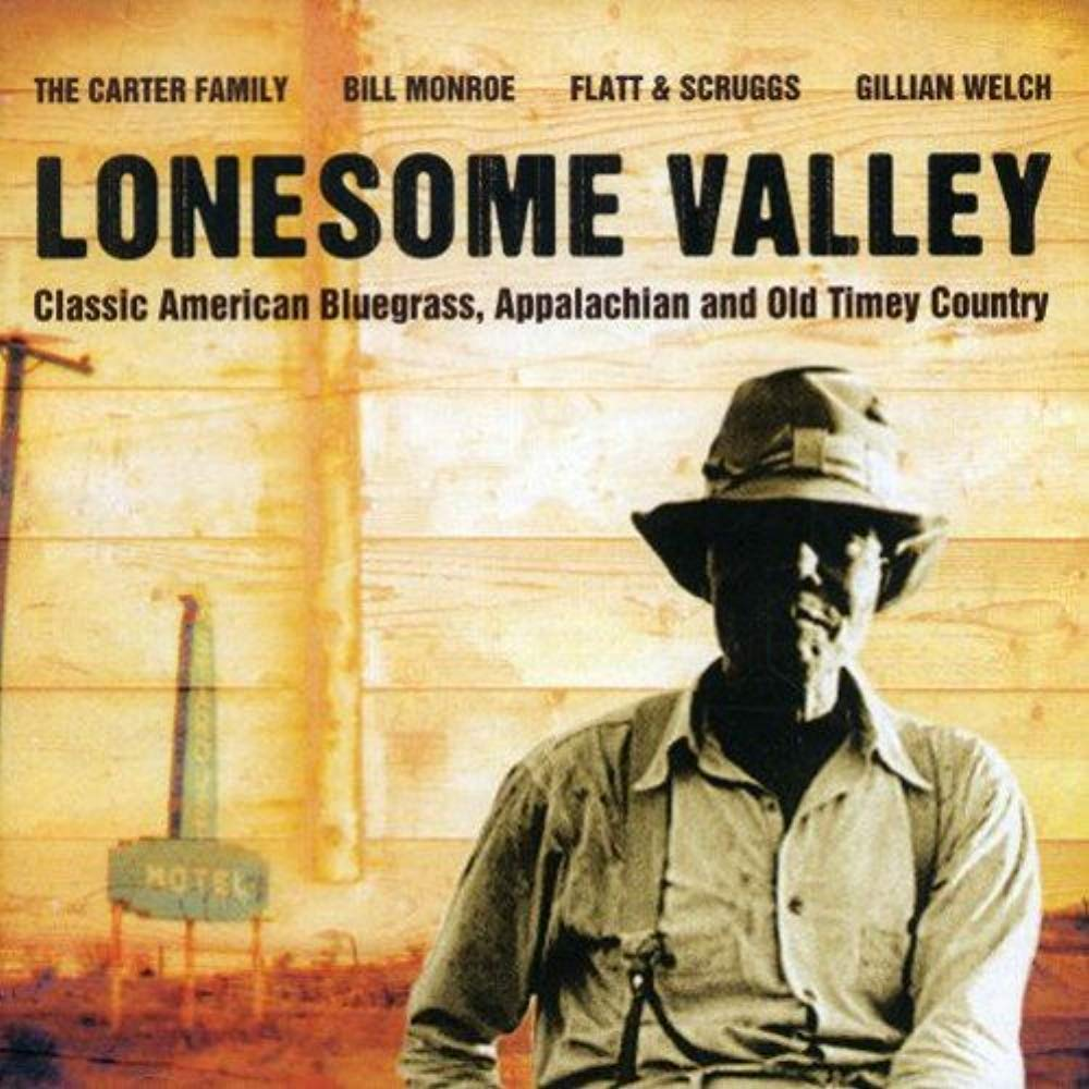 Lonesome Valley [Audio CD] Lonesome Valley