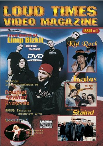 Loud Times Video Magazine, Issue #1 [Import]