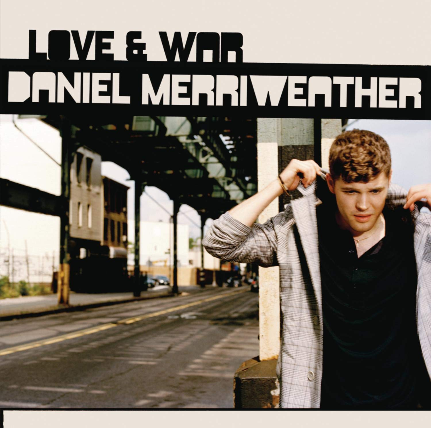 Love & War [Audio CD] Merriweather, Daniel