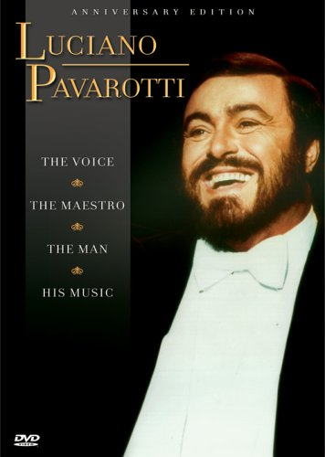 Luciano Pavarotti: The Voice, The Maestro, The Man, His Music [Import]