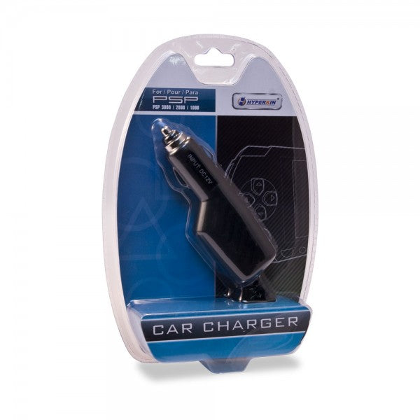 CAR CHARGER PSP 3000/2000/1000 (HYPERKIN)