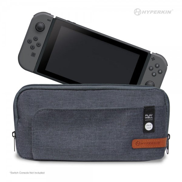 "CARRY CASE ""THE VOYAGER"" FOR SWITCH AND JOY-CON (HYPERKIN)"