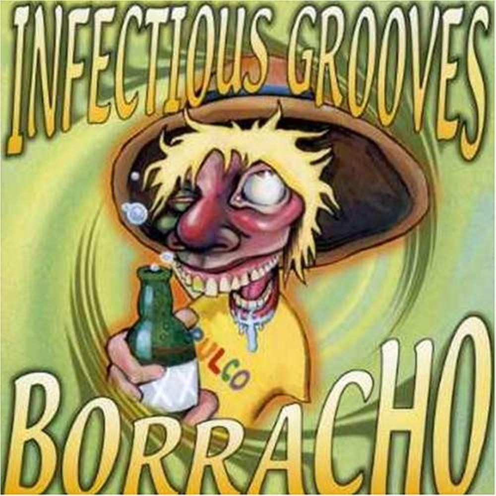 Mas Borracho [Audio CD] Infectious Grooves