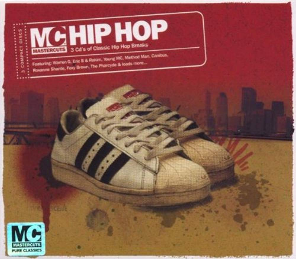 Mastercuts Hip Hop [Audio CD] Various Artists