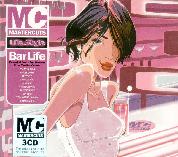 Mastercuts Life Style - Bar Li [Audio CD] Various