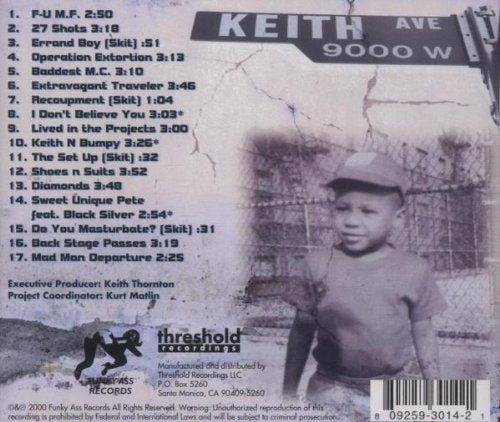 Matthew [Audio CD] Kool Keith