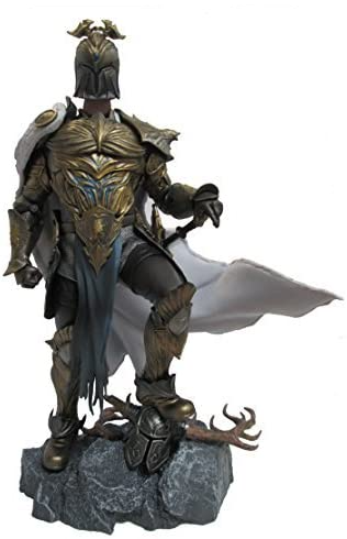 Might & Magic Heroes VII Ivan Figure + Artbook, Lithographs and Tarot Card Game