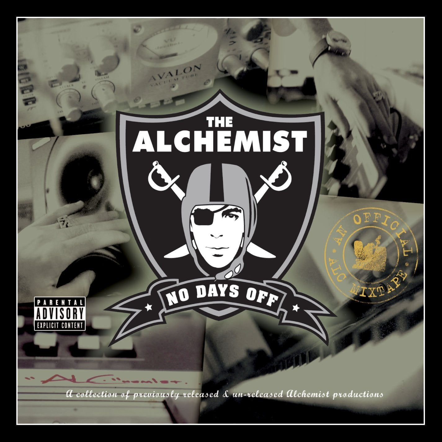 No Days Off [Audio CD] Alchemist
