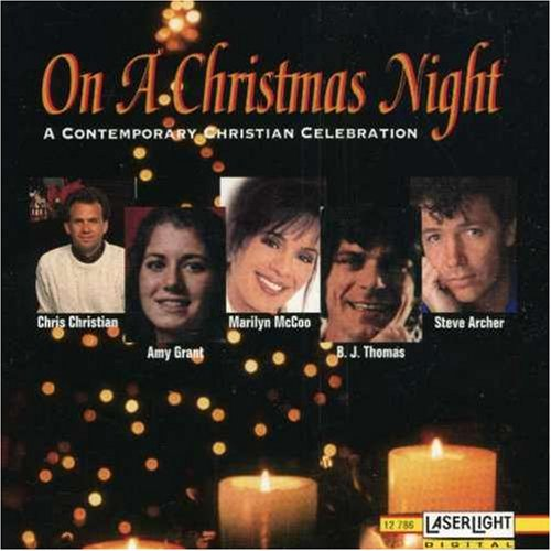 On A Christmas Night A Contem [Audio CD] Various