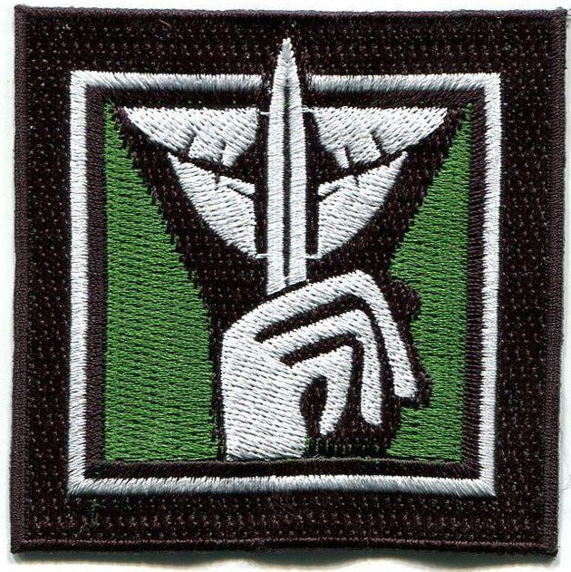 Operator Patch Set Caveira - Rainbow Six Collection - 2pcs