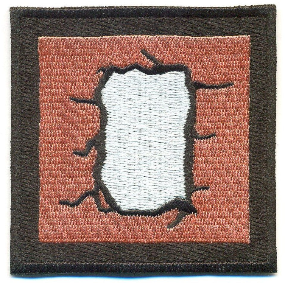 Operator Patch Set Thermite - Rainbow Six Collection - 2pcs