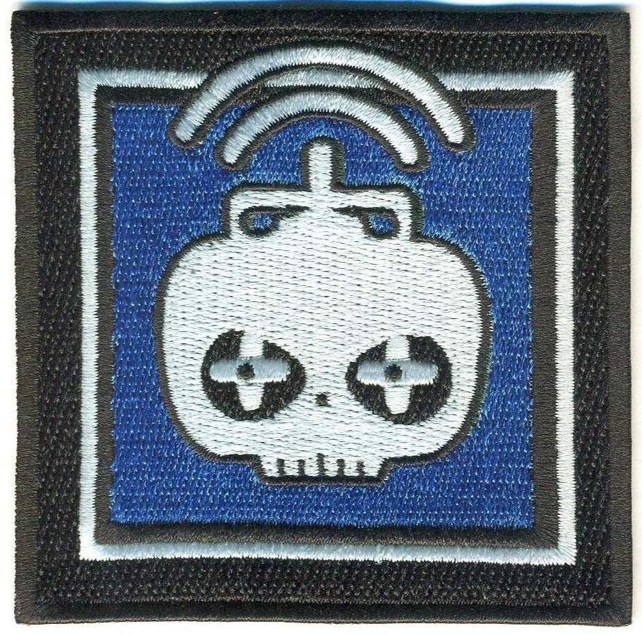 Operator Patch Set Twitch - Rainbow Six Collection - 2pcs