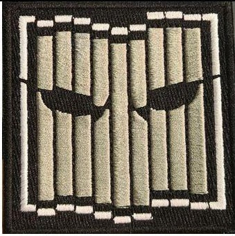 Operator Patch Set Vigil - Rainbow Six Collection - 2pcs