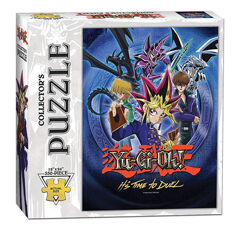 PUZZLE YU-GI-OH! COLLECTOR'S EDITION (550 PCS)