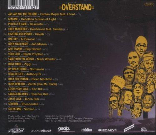 Overstand [Audio CD] Pow Pow Productions