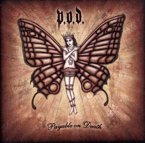 Payable to Death [Audio CD] P.O.D.