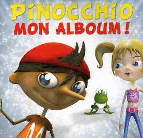 Pinocchio [Audio CD] Various Artists|Pinocchio