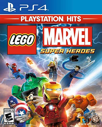 Playstation Hits - Lego - Marvel - Super Heroes Playstation 4