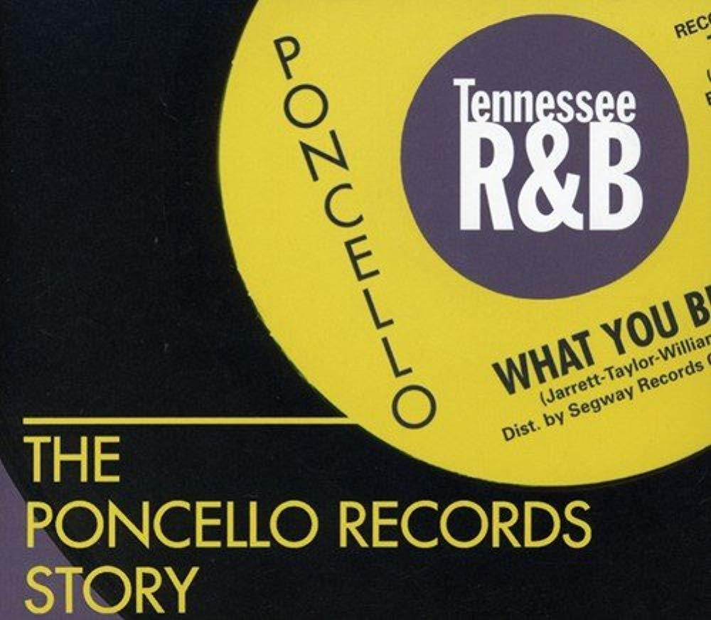Poncello Records Story / Various [Audio CD] VARIOUS ARTISTS