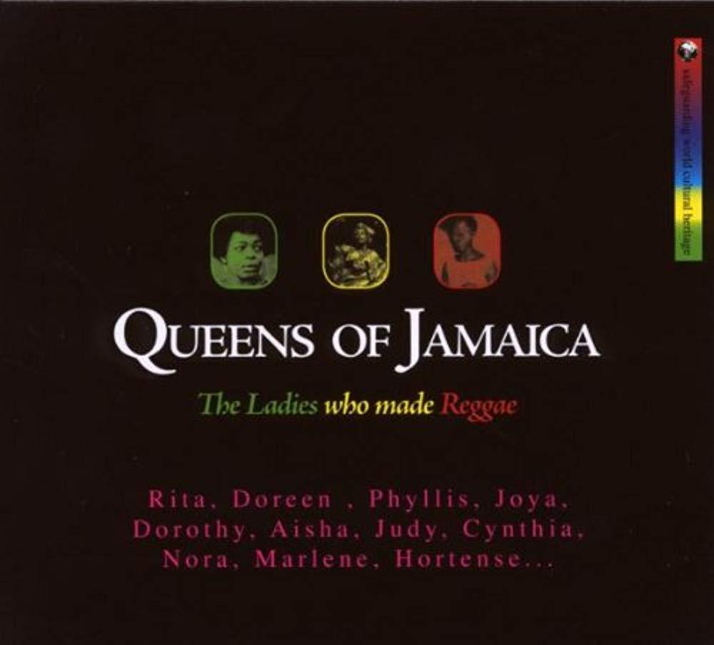 Queens of Jamaica [Audio CD] Various Artists