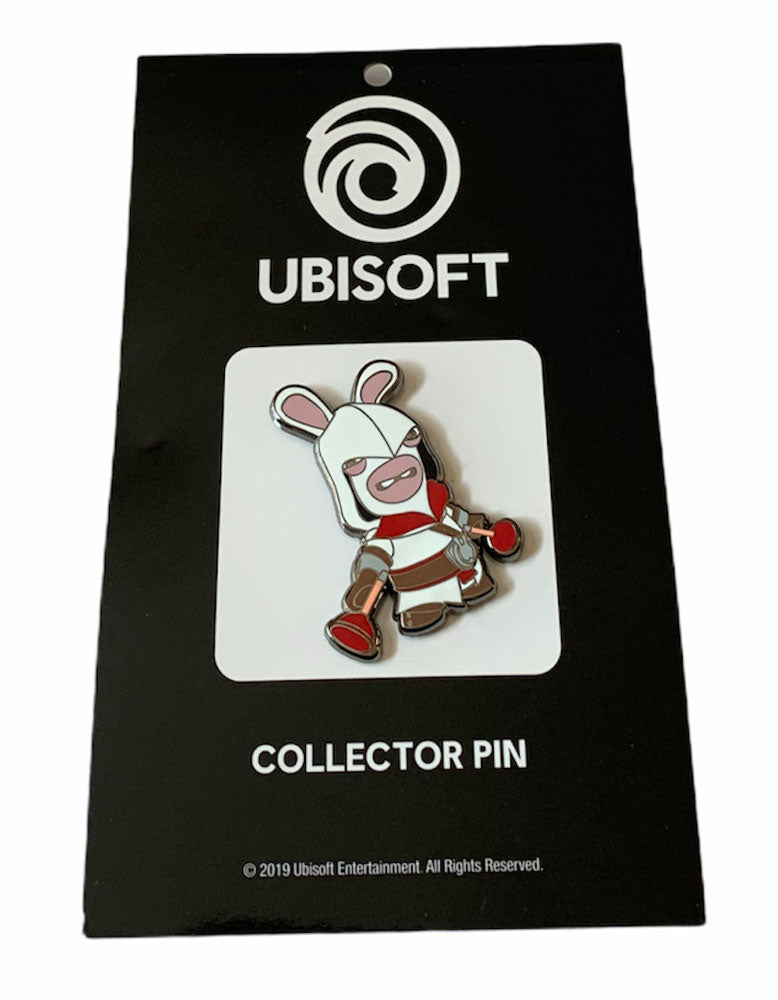 Rabbids Assassins Creed, Watch Wogs and Splinter Cell Collector Pin -  E32019 Special Items